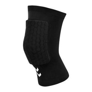 hummel-protection-knee-short-schwarz-f2001-204685-fussballtextilien_front.png