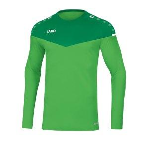jako-champ-2-0-sweatshirt-kids-gruen-f22-fussball-teamsport-textil-sweatshirts-8820.png