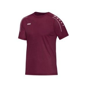 jako-classico-t-shirt-weinrot-f14-fussball-teamsport-textil-t-shirts-6150.png