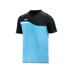 jako-competition-2-0-t-shirt-kids-blau-schwarz-f45-textilien-fussball-ausgeh-mannschaft-teamsport-training-6118.png