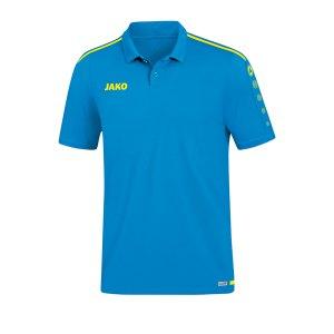 jako-striker-2-0-poloshirt-blau-gelb-f89-fussball-teamsport-textil-poloshirts-6319.png