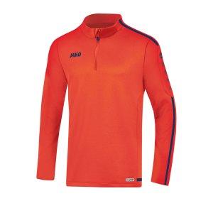 jako-striker-2-0-ziptop-kids-orange-blau-f18-fussball-teamsport-textil-sweatshirts-8619.png