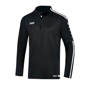jako-striker-2-0-ziptop-kids-schwarz-weiss-f08-fussball-teamsport-textil-sweatshirts-8619.png