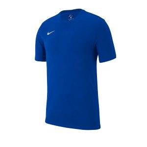 nike-club19-tee-t-shirt-blau-f463-fussball-teamsport-textil-t-shirts-aj1504.png