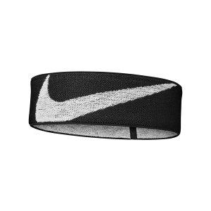 nike-logo-knit-elastic-stirnband-schwarz-f010-9318-100-equipment_front.png