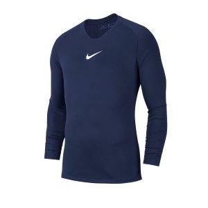 nike-park-first-layer-top-langarm-dunkelblau-f410-underwear-langarm-av2609.png