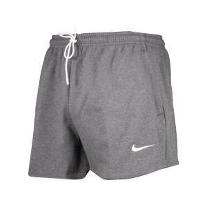 nike-park-fleece-short-damen-grau-weiss-f071-cw6963-teamsport_front.png