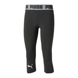puma-basketball-compression-3-4-hose-schwarz-f01-605079-underwear_front.png