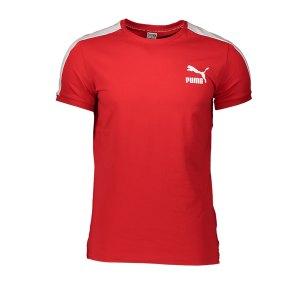puma-iconic-t7-slim-tee-t-shirt-rot-f11-fussball-teamsport-textil-t-shirts-581558.png