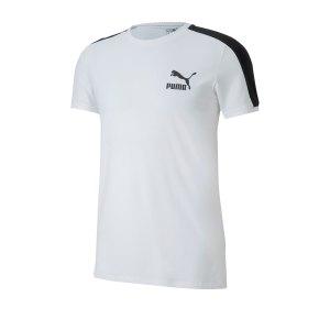 puma-iconic-t7-slim-tee-t-shirt-weiss-f02-fussball-teamsport-textil-t-shirts-581558.png