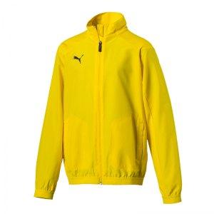 puma-liga-sideline-jacke-jacket-kids-gelb-f07-fussball-teamsport-textil-jacken-655668.png