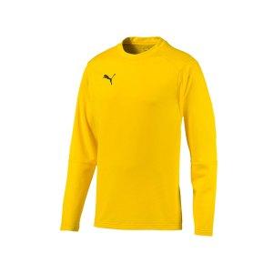 puma-liga-training-sweatshirt-gelb-f07-teampsort-mannschaft-ausruestung-655669.png