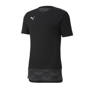puma-teamfinal-21-casuals-tee-t-shirt-schwarz-f03-fussball-teamsport-textil-t-shirts-656489.png