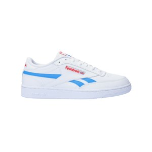 reebok-club-c-revenge-sneaker-weiss-rot-fv6386-lifestyle_right_out.png