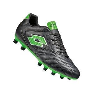 lotto-stadio-200-fg-schwarz-gruen-equipment-fussballschuhe-ausruestung-indoor-kickschuhe-s9638.png
