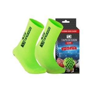 tapedesign-socks-socken-neongruen-f010-equipment-ausstattung-ausruestung-td010.png