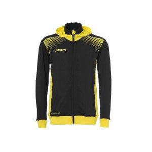 uhlsport-goal-tec-kapuzenjacke-schwarz-gelb-f08-kapuze-sportjacke-trainingsjacke-training-vereinsausstattung-teamswear-1005165.png