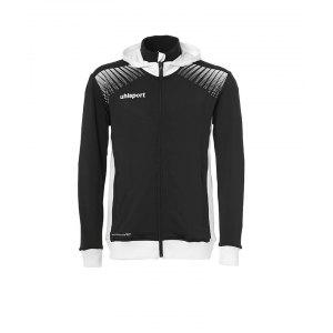 uhlsport-goal-tec-kapuzenjacke-schwarz-weiss-f01-kapuze-sportjacke-trainingsjacke-training-vereinsausstattung-teamswear-1005165.png