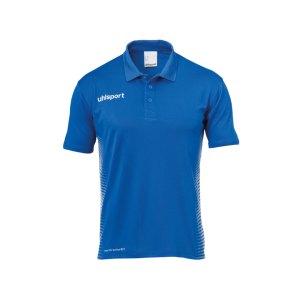 uhlsport-score-poloshirt-kids-blau-weiss-f03-teamsport-mannschaft-oberteil-bekleidung-textilien-1002148.png