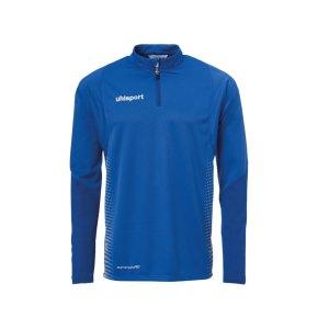 uhlsport-score-ziptop-sweatshirt-blau-kids-f03-teamsport-mannschaft-oberteil-top-bekleidung-textil-sport-1002146.png