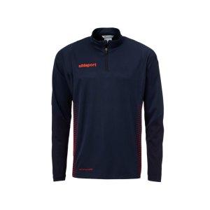 uhlsport-score-ziptop-sweatshirt-blau-rot-kids-f10-teamsport-mannschaft-oberteil-top-bekleidung-textil-sport-1002146.png