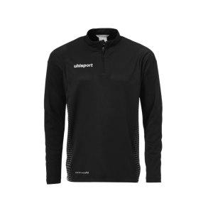 uhlsport-score-ziptop-sweatshirt-schwarz-weiss-f01-teamsport-mannschaft-oberteil-top-bekleidung-textil-sport-1002146.png