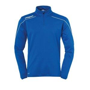 uhlsport-stream-22-ziptop-kids-blau-weiss-f03-fussball-teamsport-textil-sweatshirts-1002203.png