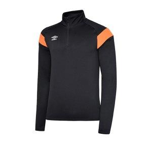 umbro-1-2-zip-sweatshirt-schwarz-orange-f36o-65295u-teamsport.png