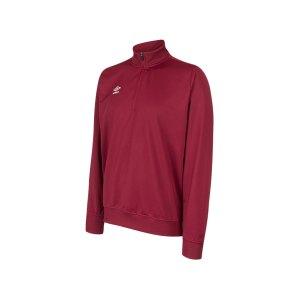 umbro-club-essential-1-2-zip-sweater-rot-fncl-umjm0135-fussball-teamsport-textil-sweatshirts-pullover-sport-training.png