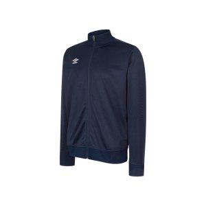 umbro-club-essential-poly-jacke-kids-blau-fy70-umjk0028-fussball-teamsport-textil-jacken-sport-teamsport-jacket-jacke-training.png