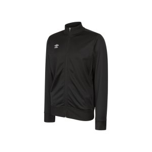 umbro-club-essential-poly-jacke-kids-schwarz-f005-umjk0028-fussball-teamsport-textil-jacken-sport-teamsport-jacket-jacke-training.png