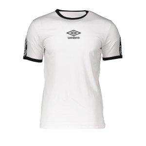 umbro-ringer-taped-logo-tee-t-shirt-weiss-13u-fussball-teamsport-textil-t-shirts-65657u.png