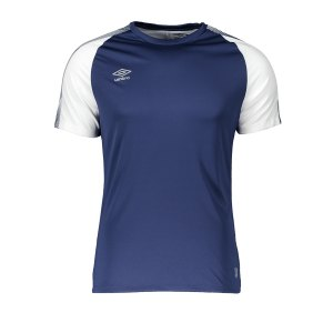 umbro-training-jersey-t-shirt-blau-weiss-hub-fussball-teamsport-textil-t-shirts-65645u.png