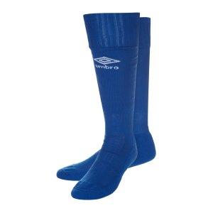umbro-primo-strumpfstutzen-blau-fdx4-umsm0332-teamsport_front.png