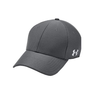 under-armour-blank-blitzing-kappe-grau-f040-1325823-laufbekleidung_front.png