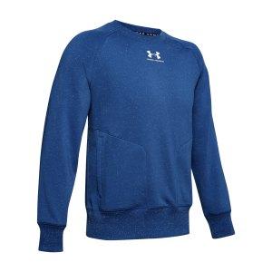 under-armour-speckled-fleece-sweatshirt-blau-f449-1352018-lifestyle_front.png