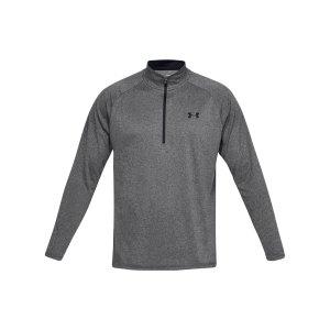 under-armour-tech-1-2-zip-shirt-grau-f090-1328495-laufbekleidung_front.png