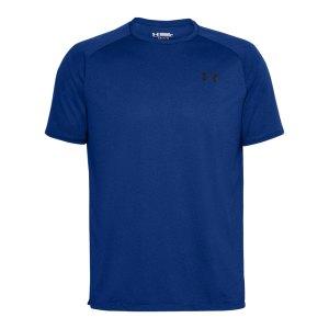 under-armour-tech-2-0-t-shirt-blau-f400-1345317-fussballtextilien_front.png