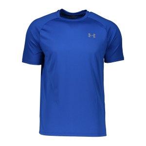 under-armour-tech-tee-t-shirt-blau-f400-fussball-textilien-t-shirts-1326413.png