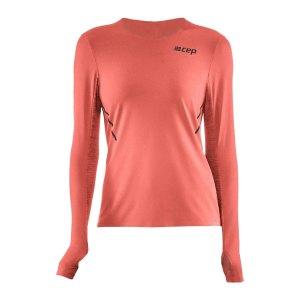 cep-shirt-langarm-running-damen-orange-w0a36-laufbekleidung_front.png