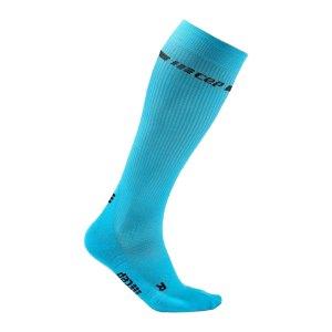 cep-neon-socken-running-blau-wp30g-laufbekleidung_front.png