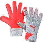 PUMA FUTURE Grip 19.4 TW-Handschuh Grau Rot F01