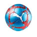 PUMA FUTURE Flash Trainingsball Rot Schwarz F01