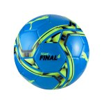 PUMA teamFINAL 21.6 Trainingsball Blau F10