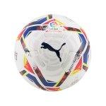 PUMA LaLiga 1 Accelerate Spielball Weiss F01