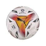 PUMA LaLiga 1 Accelerate FQP Spielball Weiss F01