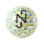 PUMA NJR Copa Graphic Fanball Weiss Gelb F02