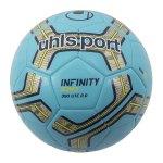 Uhlsport Infinity 350 Lite 2.0 Fussball Blau F01