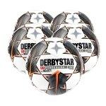 Derbystar Bundesliga Hyper APS Fussball Weiss F019