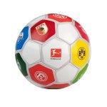 Derbystar Clublogo Pro Special Trainingsball Gr.5 Weiss F18 19/20